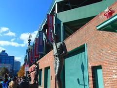 Fenway Park (Boston, Massachusetts) (jjbers) Tags: boston massachusetts fenway park baseball november 9 2017