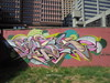001 (en-ri) Tags: besk mods pushers lilla rosa giallo giardinibaltimora giardinidiplastica genova zena wall muro graffiti writing