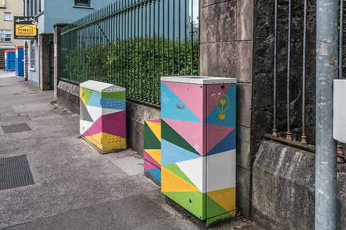 EXAMPLES OF PAINT-A-BOX STREET ART IN CORK CITY CENTRE [PHOTOGRAPHED 2017]-133886
