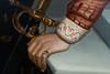 Giovan Battista Moroni (wpt1967) Tags: canon50mm eos6d giovanbattistamoroni hand klingenmuseum kunst manschette ring schwert solingen art museum sword wpt1967