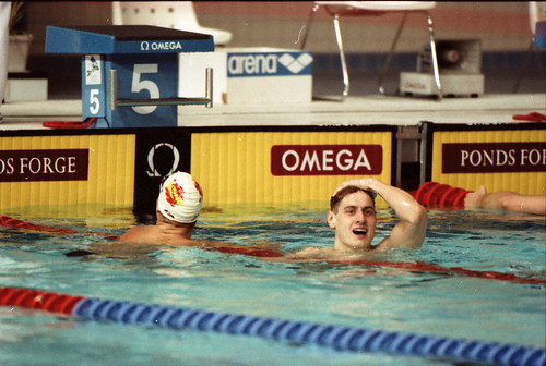 130 Swimming EM 1993 Sheffield