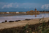 Saltpans of Marsala (grannie annie taggs) Tags: landscape scene windmills sea water marsala italy