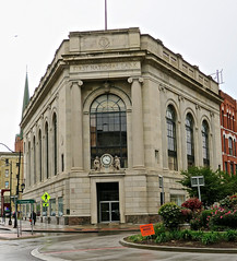 First National Bank, Binghamton, NY (Robby Virus) Tags: binghamton newyork ny upstate halsey mccormack heller architects architecture first national bank building historic nrhp register places