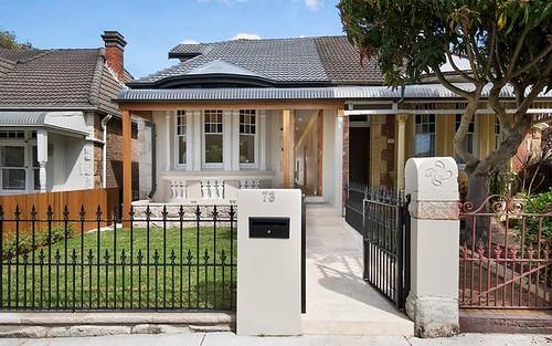 73 Albion Street, Randwick NSW