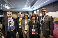 _BV97821 (European Society for Medical Oncology) Tags: esmo asia singapore 2017 congress day2 special session rarecancers partnership asianpacific europe