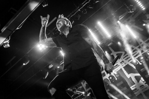 Papa Roach @ Trix 01102017