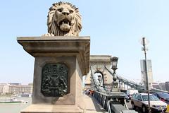 Budapest - Széchenyi Lánchíd