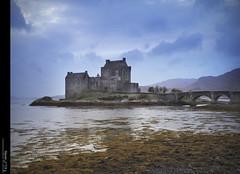 Molts capvespres en un de sol... (Felip Prats) Tags: escocia escòcia scotland eileandonan castillo castle castell