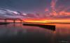 Francis Scott Key Bridge sunrise (Sukmayadi) Tags: bridge baltimore sunrise landscape morning canon 5d mark ii