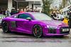 Audi R8 V10+ (Nick Collins Photography, Thanks for 3 million vie) Tags: lamborghini pangbourne car meet show supercar audi r8 v10