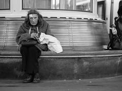 Nine to Five (pxlline) Tags: switzerland streetphotography urban lady candid dasischzüri zürich