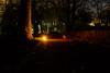 Candles at Night (Markus Bäcker) Tags: candle kerze nacht night park kurpark werl licht light