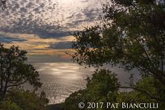 2017- Thanksgiving Sunset Nepenthe-00698 (Pat Bianculli) Tags: bigsur california nepenthe sun sky ocean pacific clouds patbiancullipbin2351