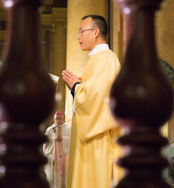 Procclamation de l'évangile par Joseph Hoang