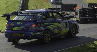 John Griffiths-Nigel Wetton Subaru Impreza