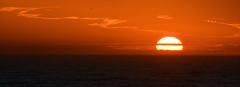 Couchant sur les Landes (GerardMarsol) Tags: couchant soleil ocean aquitaine landes mimizan atlantique