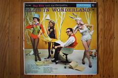 Ellis In Wonderland ( Columbia Records 1957 ) (Donald Deveau) Tags: columbiarecords record lp album vinyl ellisinwonderland rayellis aliceinwonderland jazz