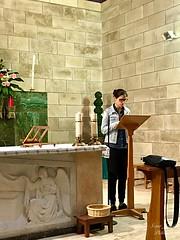 74 - Szentmise Lázár templomában - Betánia / Svätá omša v Kostole sv. Lazara - Betánia