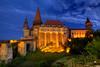 Corvin Castle at Dusk (hapulcu) Tags: herbst hunedoara romania romanya rumanien siebenbürgen transylvania automne autumn autunno castle otoño toamna