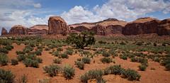 Monument Valley (Guillaume DELEBARRE) Tags: usa america unitedstates arizona landscape paysage desert navajo nationalpark canon 6d tamron2470f28 red guillaumedelebarre