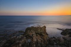 Ultimas luces - Last lights (jmpastorg) Tags: mediterranean mediterraneo sea mar seascape waterscape landscape paisaje longeexposure largaexposición led filtrond 2017 otoño