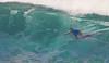 in to the barrel (bluewavechris) Tags: maui hawaii ocean water sea surf surfergirl action ride bikini barrel tube surfboard lip honolua thebay wsl mauipro