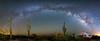 OrganPipeCamping (svubetcha) Tags: arizona cacti shasta trailer milky way night travel southwest space camping saguaro