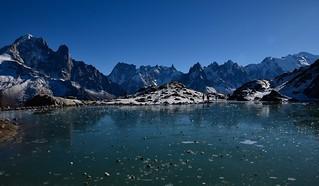 Lac gelé - Frozen lake - 5
