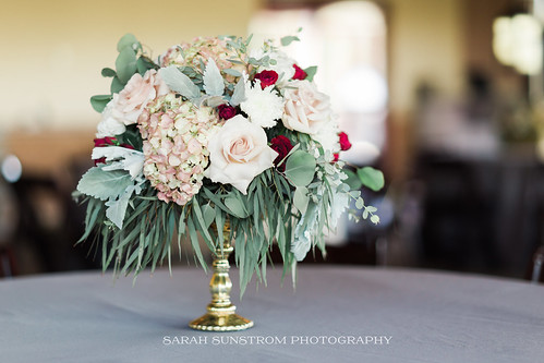 "Antique Hydrangea Centerpiece • <a style=""font-size:0.8em;"" href=""http://www.flickr.com/photos/81396050@N06/38843961242/"" target=""_blank"">View on Flickr</a>"