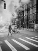Poverty or Potential (Urban Footfall - Street Photography) Tags: streetphotography peoplephotography blackandwhitephotography bw blackandwhite sonyrx100m4 woman nyc newyork manhattan broadway fultonstreet steam