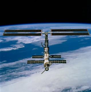 ISS - December 2000