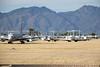 """Boneyard Transports"" - AMARG / Davis-Monthan AFB - 3 November 2017 (Leezpics) Tags: davismonthanafb 3november2017 militaryaircraft dc9 usnavy arizona usairforce amarg c9 boneyard amarc tucson c135 usaf"