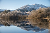 Winter Loch Achray (ola_er) Tags: winter december ben venue trossachs national park scotland snow snowcapped crisp reflections lake loch wintry