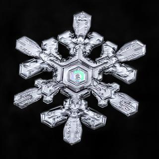 Snowflake-a-Day No. 11
