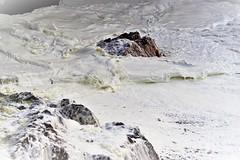 la tempête avait rendu la mer trés laiteuse ! (michellouvel85) Tags: océan tempête lait vendée