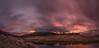 El Burguillo. (Amparo Hervella) Tags: embalsedelburguillo ávila españa spain embalse agua reflejo atardecer nube color naturaleza panorámica largaexposición d7000 nikon nikond7000 comunidadespañola