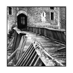 bridge • harcourt, normandy • 2017 (lem's) Tags: castle bridge ruin ruine chateau pont harcourt normandie normandy zenza bronica