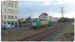 Saliendo del puerto de Ferrol (javivillanuevarico) Tags: 335021 comsa ferrol