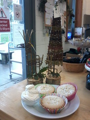 Mince Pies in our Coffee Shop