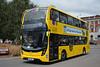 yb 204 - SN17 MTY (Solenteer) Tags: bournemouthtransport yellowbuses 204 sn17mty alexanderdennis e40d enviro400mmc bournemouth