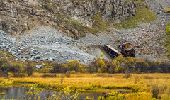 Detroit Mine at Deadwood Gulch, south of Silverton, Colorado, USA (Russell Scott Images) Tags: animasrivervalley sanjuannationalforest heritage durangosilvertonnarrowgaugerailroad colorado usa detroitmine deadwoodgulch russellscottimages
