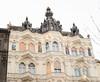 Szervera ház Károly krt. 14. (www.bpwalk.com) Tags: art nouveau architecture budapest 1896 seasons allegories mosaics beautiful women tower towering aspirations