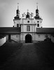 Bieniszew (Weber Hubert) Tags: a6000 sonyalpha sonyalpha6000 lens bieniszew puszcza primelens photography ilce6000 poland explore morning sigma sigmalens sigma30f14 30mm 30mmlens moody mood photographer sonyimages bw bnw bwphoto bnwphoto church monastery architecture architektura monochrome building wielkopolska kazimierzbiskupi towers tower door