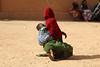_MG_7987 (freegeppi) Tags: africa niger zinder poliomelite madrefiglio contrasto freegeppi