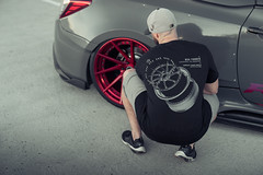 RSV Forged 3D Wheel Tee