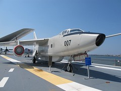 "Douglas EA-3B Skywarrior 1 • <a style=""font-size:0.8em;"" href=""http://www.flickr.com/photos/81723459@N04/24286436438/"" target=""_blank"">View on Flickr</a>"