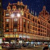 Way back : Harrods, London, UK (Tankartartid) Tags: departmentstore lit upplyst byggnad hus varuhus store europe decorated building harrods unitedkingdom uk london instagram ifttt