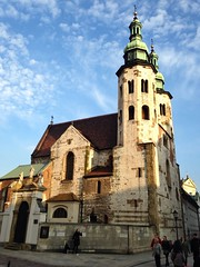 Church of St. Andrew (brimidooley) Tags: krakow polska poland europe citybreak city travel cracow fortress romanesque polen