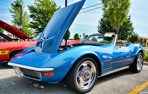 1971 Chevy Corvette