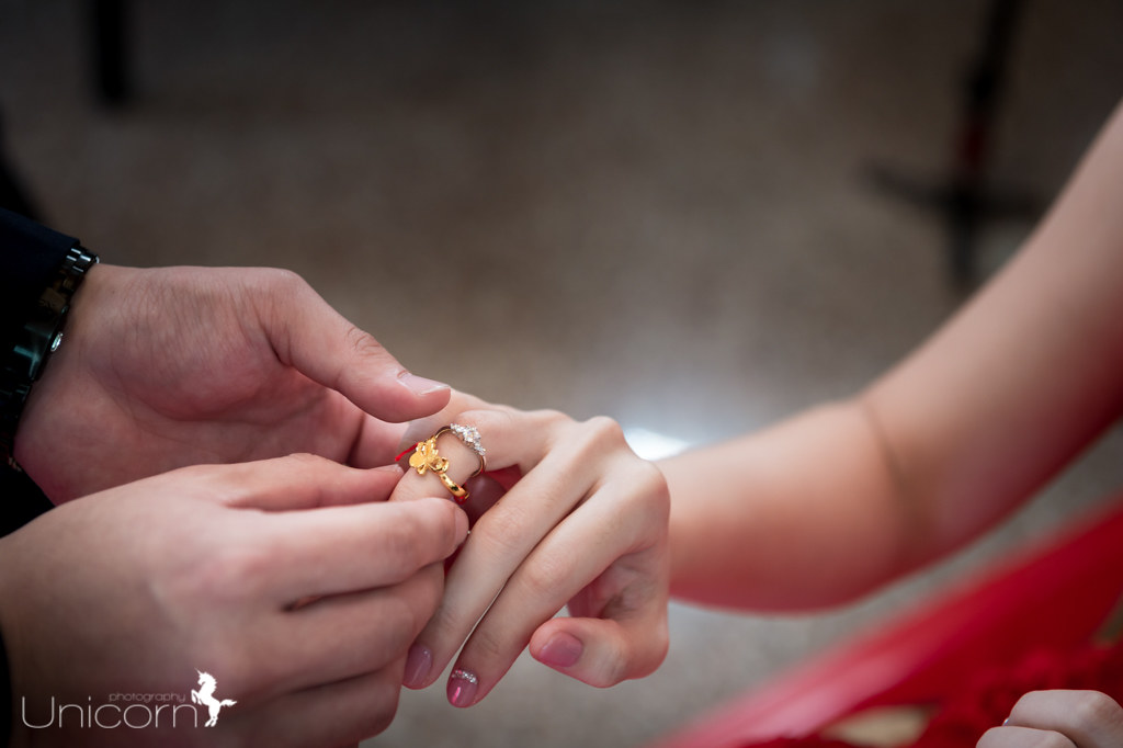 《婚攝一条》文凱 & 鈺勻 / 訂婚結婚儀式